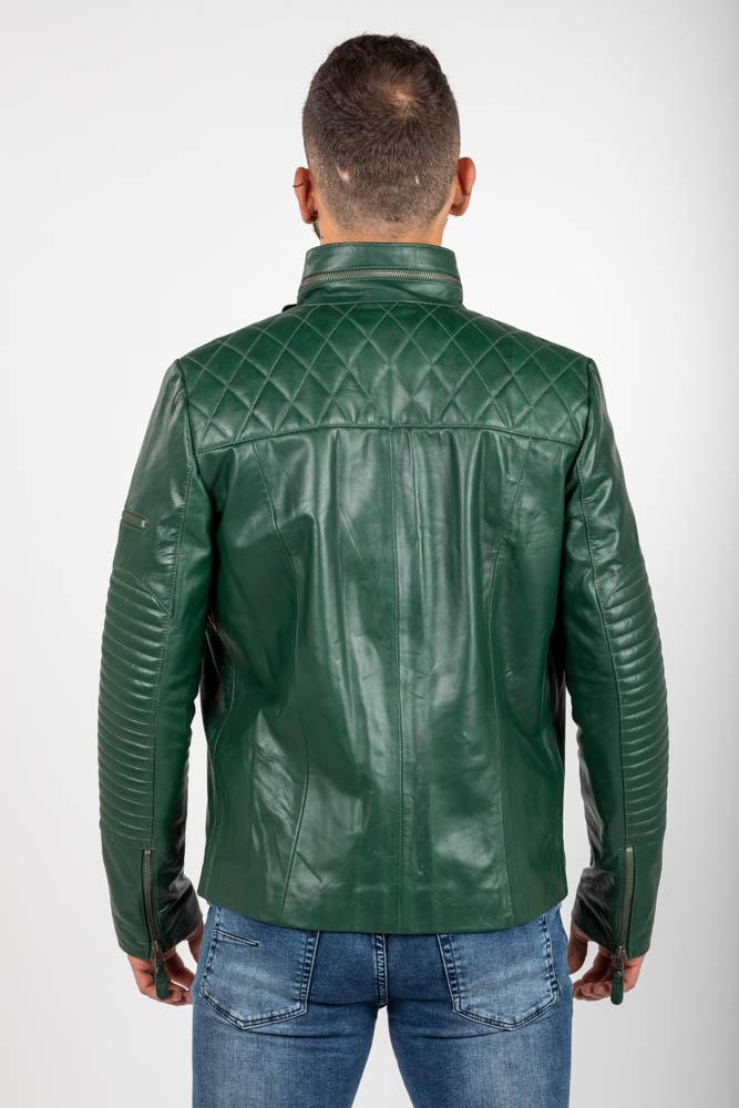 Zoef leather Billy leren jas-4