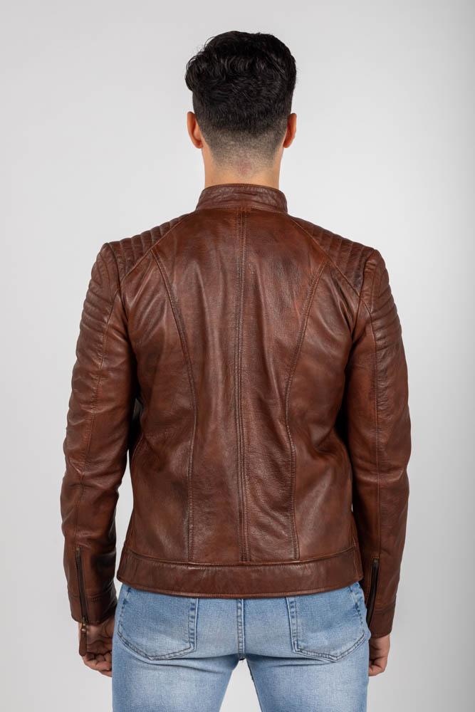 Zoef leather erik leren jas-4